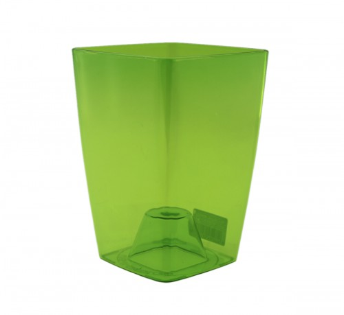 Сильвия Зеленая 1.9 литра -  горшок для орхидей
