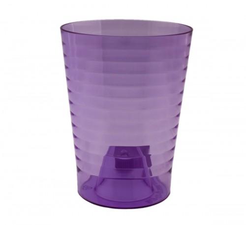 Эльба Фиолетовая -  горшок для орхидей.