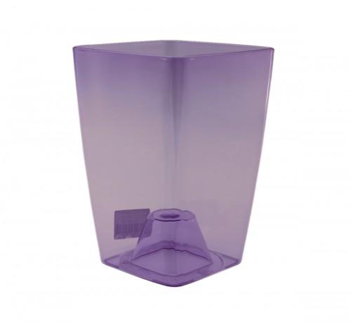 Сильвия Фиолетовая 1.9 литра -  горшок для орхидей