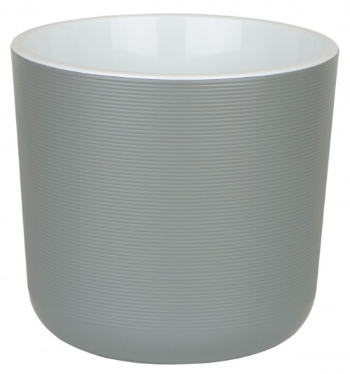 Лион 4.2 литра Серый-Муссон горшок с вкладкой