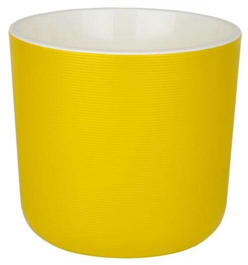 Лион 2 литра Фисташка горшок с вкладкой