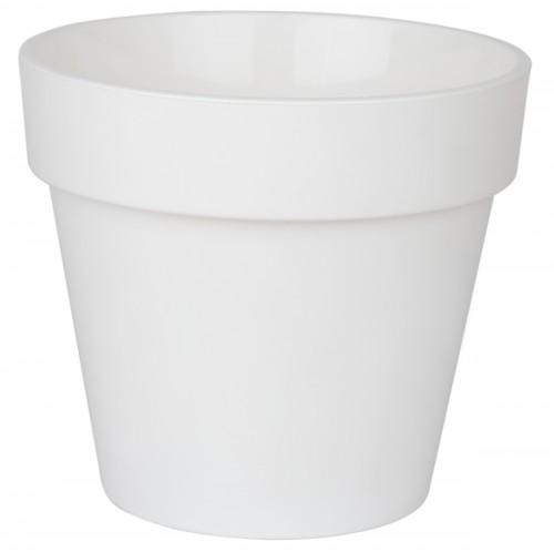 Протея Белая  1.4 л -  кашпо с вкладкой