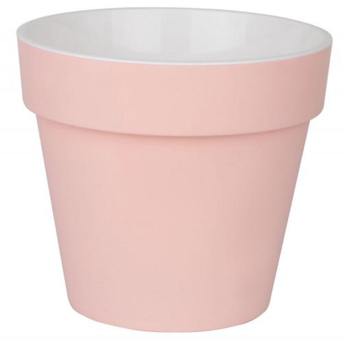 Протея Розовая 1.4 л -  кашпо с вкладкой