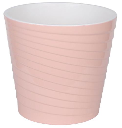 Эйс Розовый  2.7л - кашпо с вкладкой
