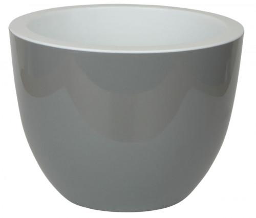 Орион Серый-Муссон 24-горшок с вкладкой