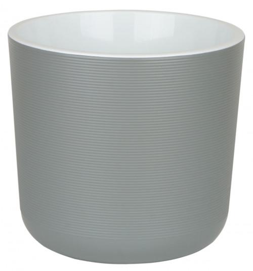 Лион 5.65 литра Серый-Муссон горшок с вкладкой