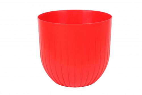 Альфа Красный 4 литра  горшок с вкладкой